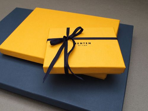 HENTEN Corporate identity and special edition packaging...