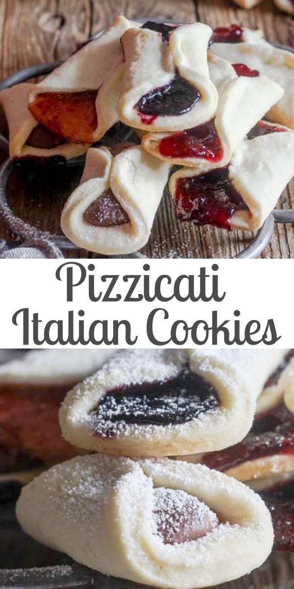 Pizzicati Italian Cookies + 30 Cookie Recipes - An Italian in my Kitchen