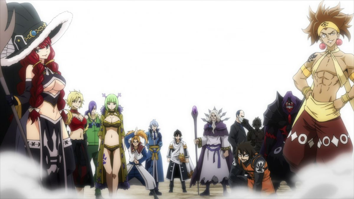Spriggan 12 Fairy Tail Family Fairy Tail Guild Members Fairy Tail Il y a 2030 ans. spriggan 12 fairy tail family fairy
