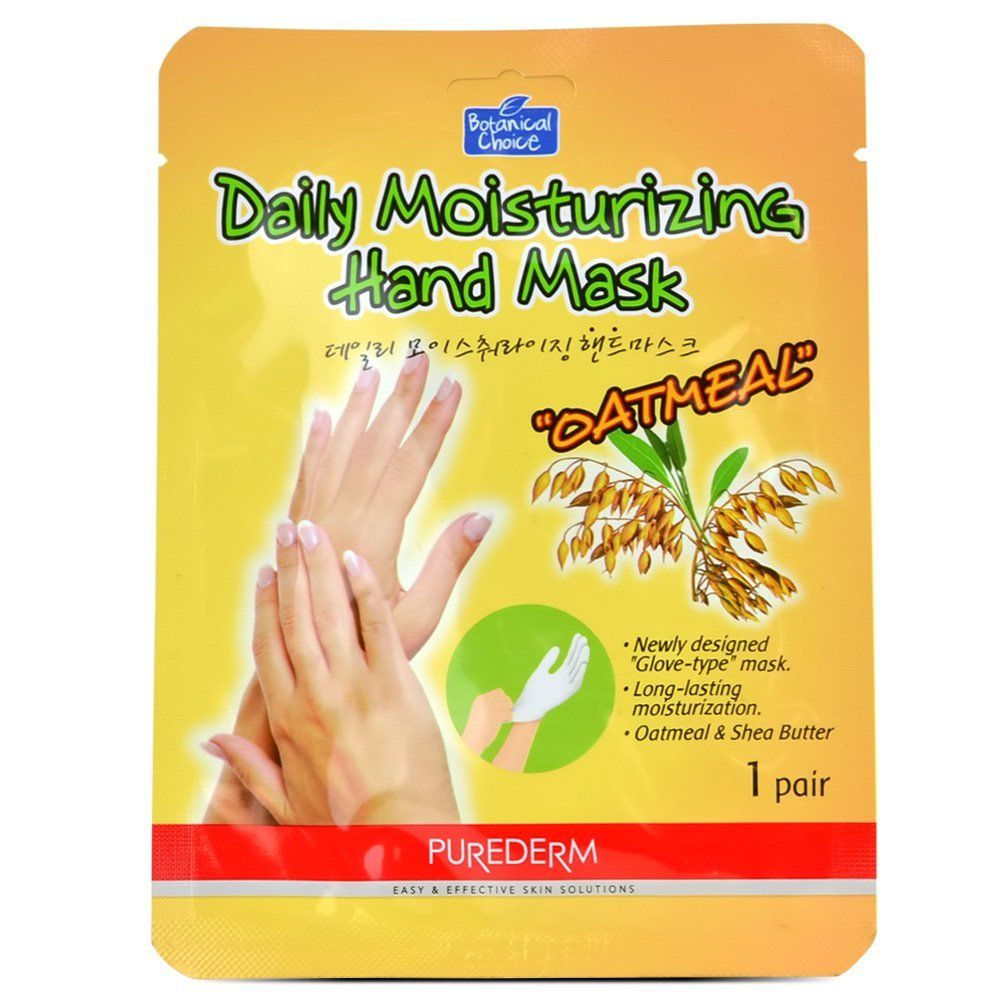 Purederm Daily Moisturizing Hand Mask (2 Pairs) -- This is an Amazon Affiliate link. You can find more details by visiting the image link.