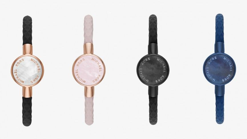 Michael Kors Access Crosby Fitness Tracker Is A More Stylish Misfit Shine Fitness Tracker Fitness Tracker Wearable Fitness Watch Tracker