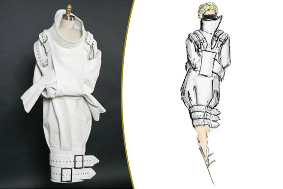 17 Best images about Straight jacket inspiration on Pinterest ...