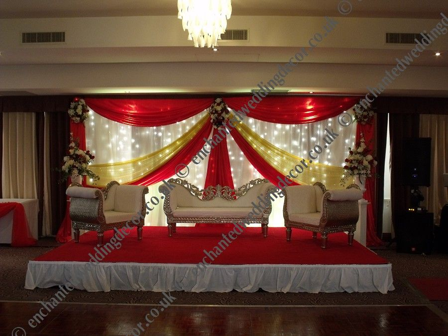 Asian Wedding Stage Decor For Hire Bristol Class Reunion