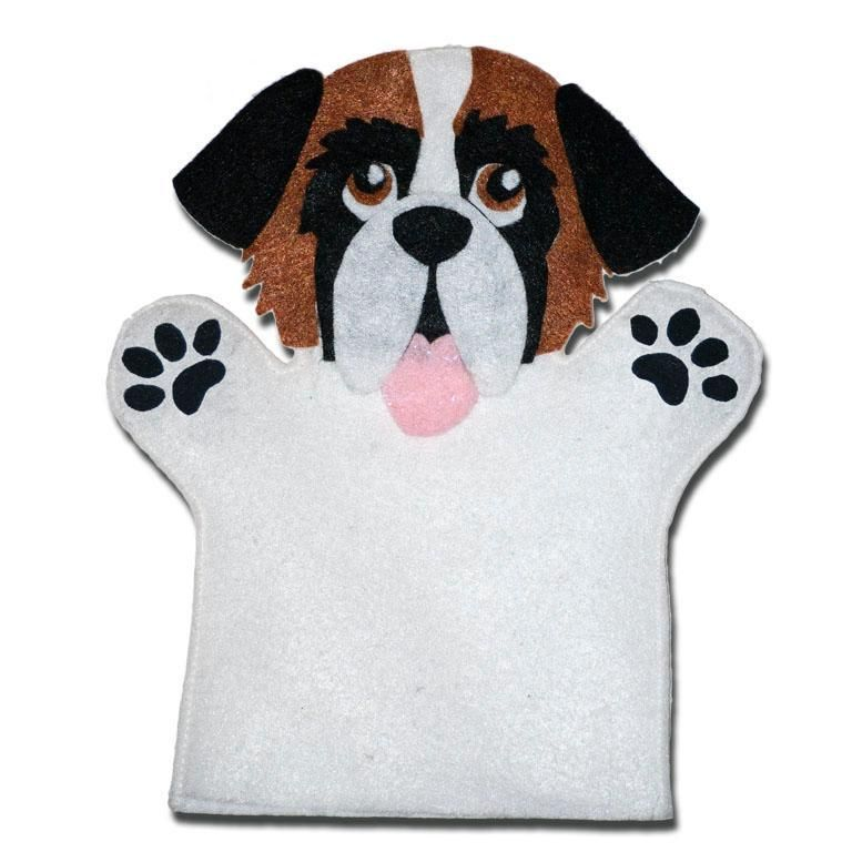 Pictures Of A Hand Dog Puppet