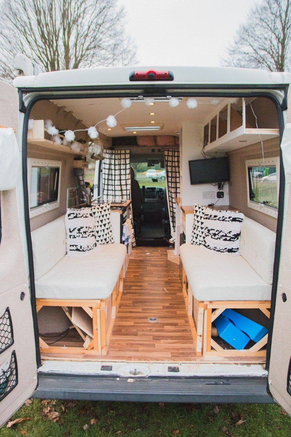 Photo of Campervan Conversion Update / 07 – April Everyday