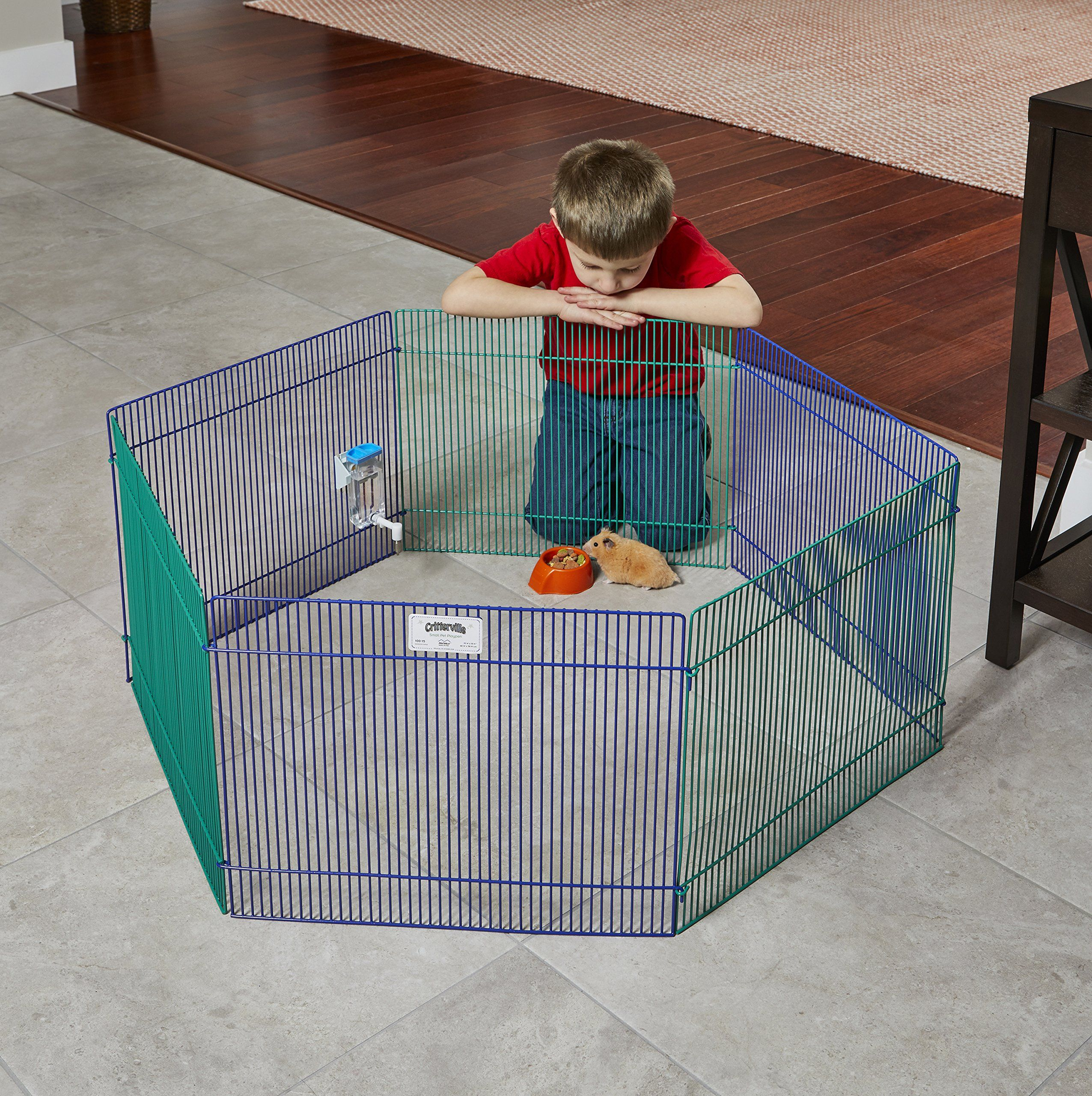 Midwest Homes For Pets Small Animal Pen Pets Homes Midwest Pen Ad Dog Playpen Small Pets Pet Playpens