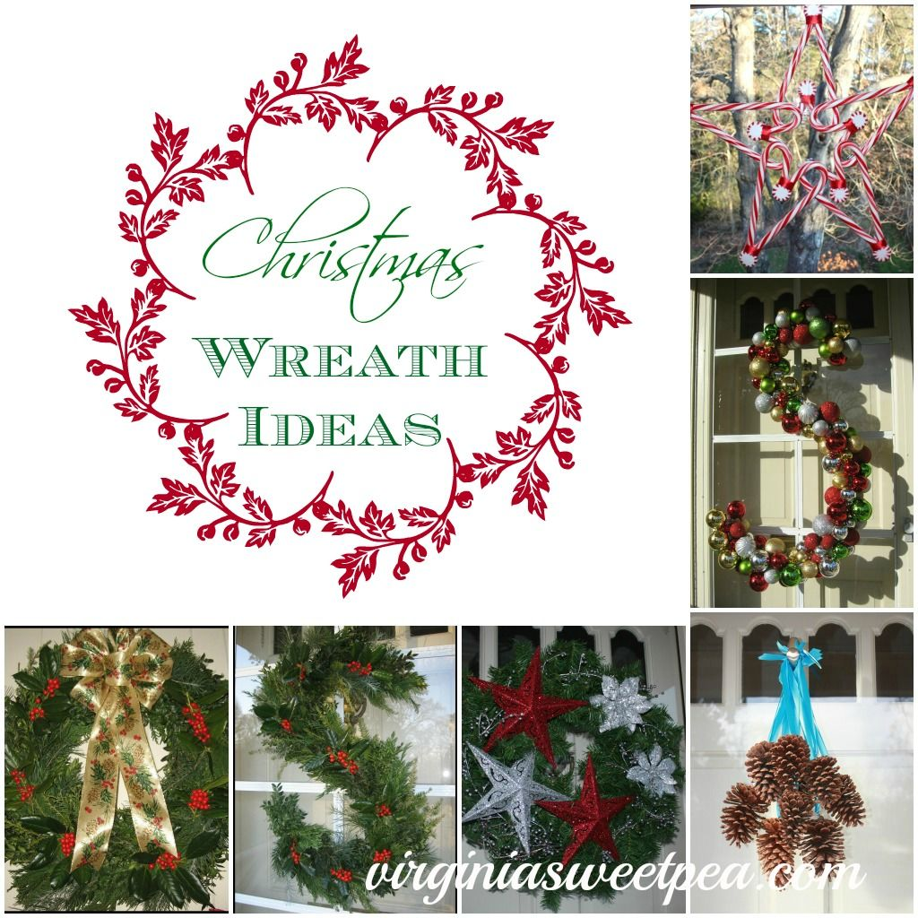 Six Christmas Wreaths to Inspire | Wreaths, Holidays and Craft