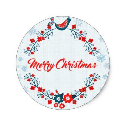 PERSONALISED GLOSS CHRISTMAS LABEL SNOWFLAKE DESIGN PRESENT GIFT PARTY STICKERS