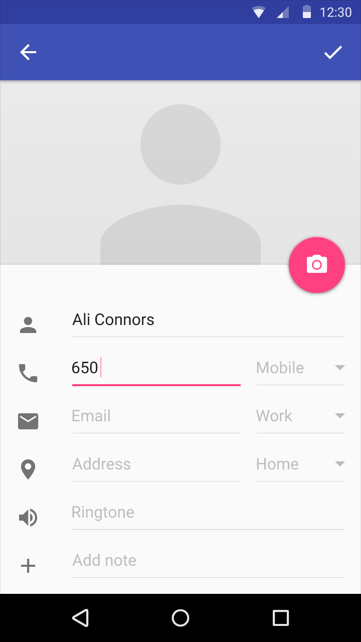 Text Fields Components Google Design Guidelines Ui Android