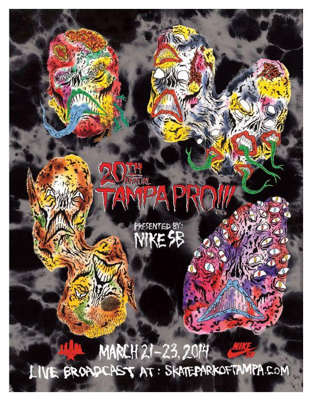 Tampa Pro 2014 Teaser