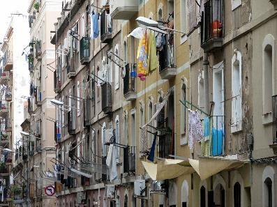 Barcelona: Barri Gotic.