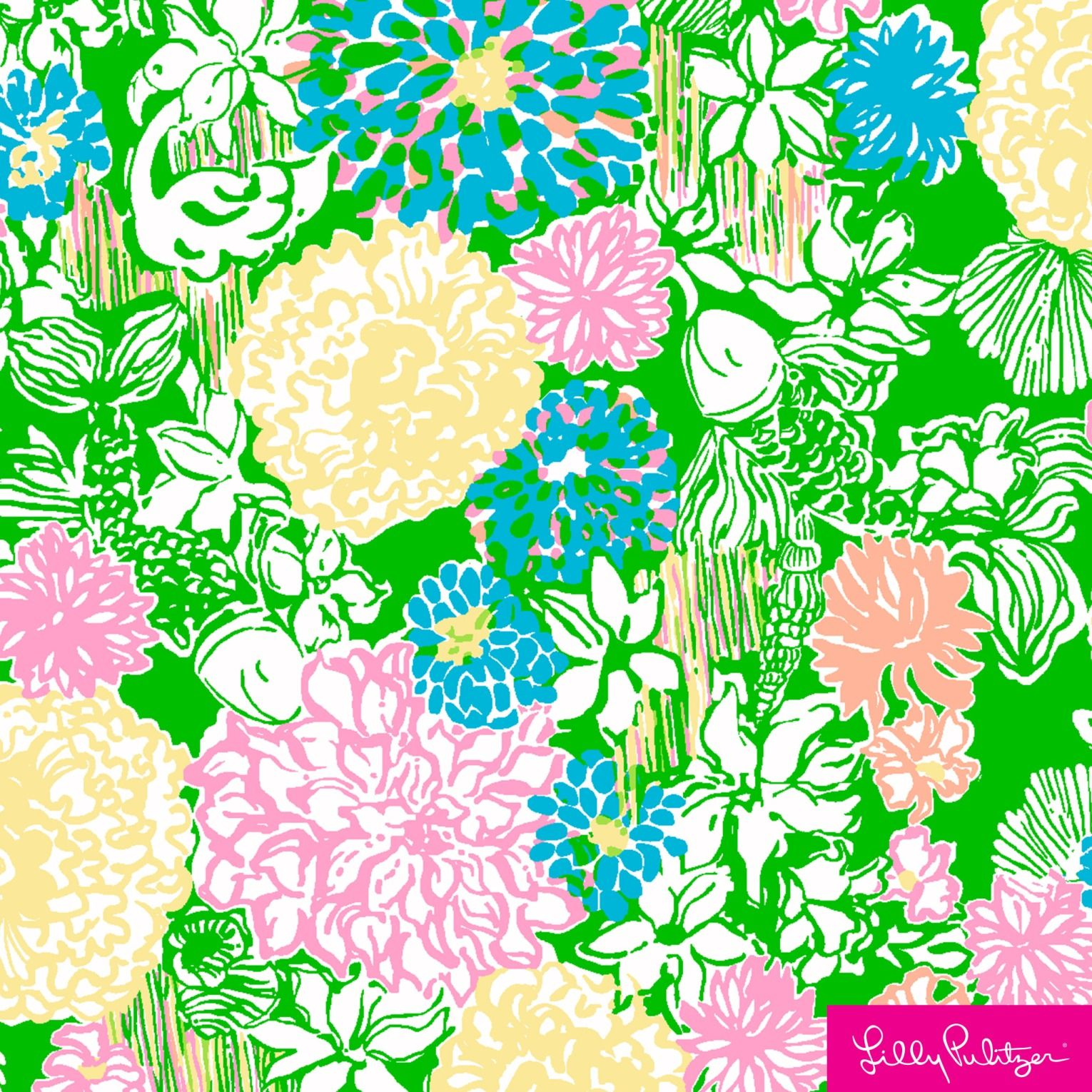 8898b3ba5391a9 Lilly Pulitzer Hibiscus Stroll | Printed | Prints, Lily pulitzer ...