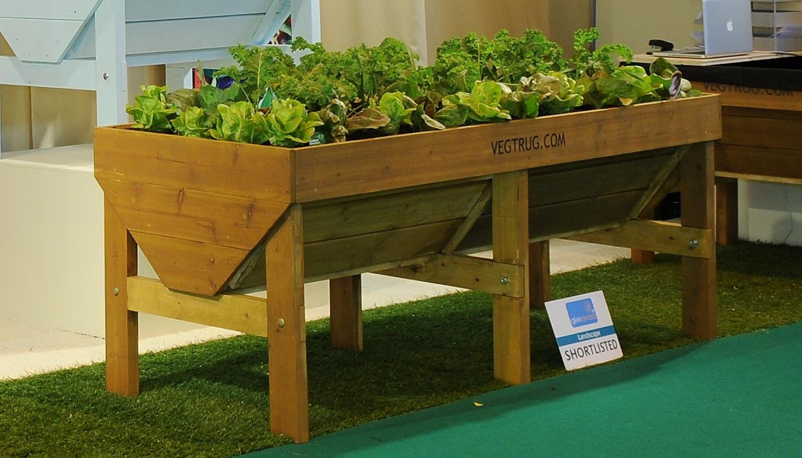 Raised Planters Are Like Walking Sticks And Wheelchairs 400 x 300