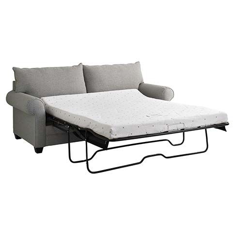 Gray Flax Queen Sofa Sleeper