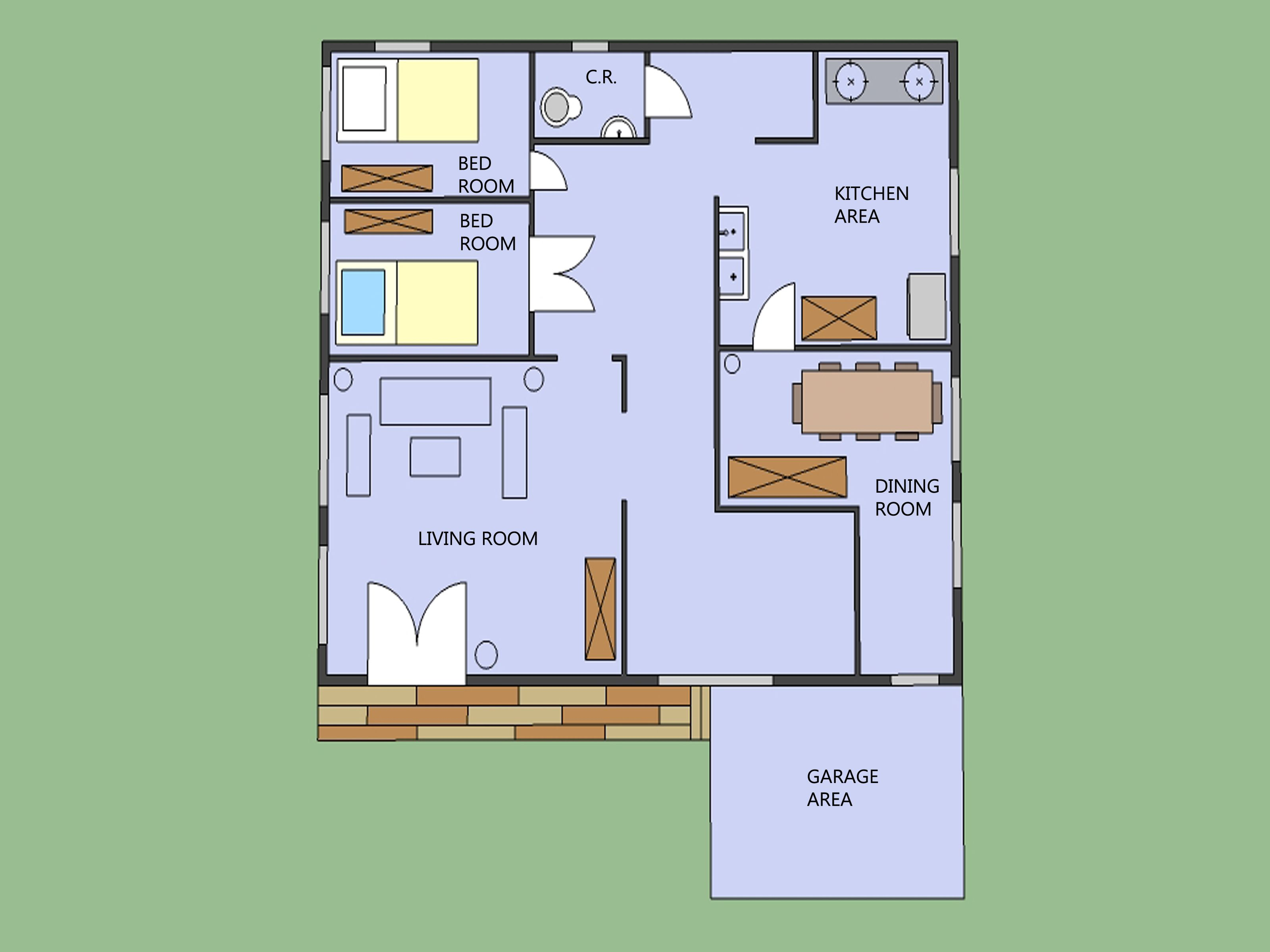 Draw Blueprints for a House | research | House blueprints