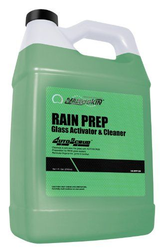 Nanoskin Narpp128 Rain Prep Glass Activator And Cleaner 1 Gallon