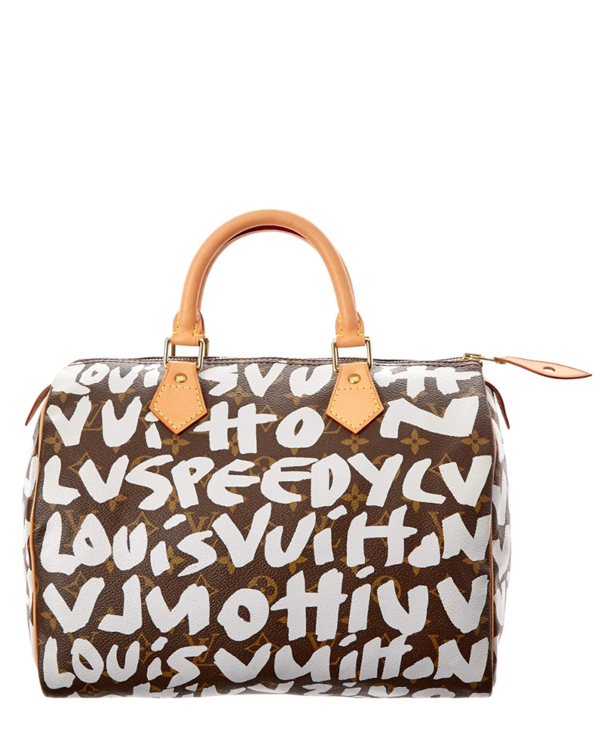LOUIS VUITTON LOUIS VUITTON LIMITED EDITION STEPHEN SPROUSE GRAFFITI  MONOGRAM CANVAS SPEEDY 30 .  louisvuitton  bags  shoulder bags  lining   canvas   51f260122c23