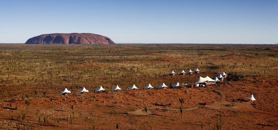 Lodges de luxe en pleine nature - Australie