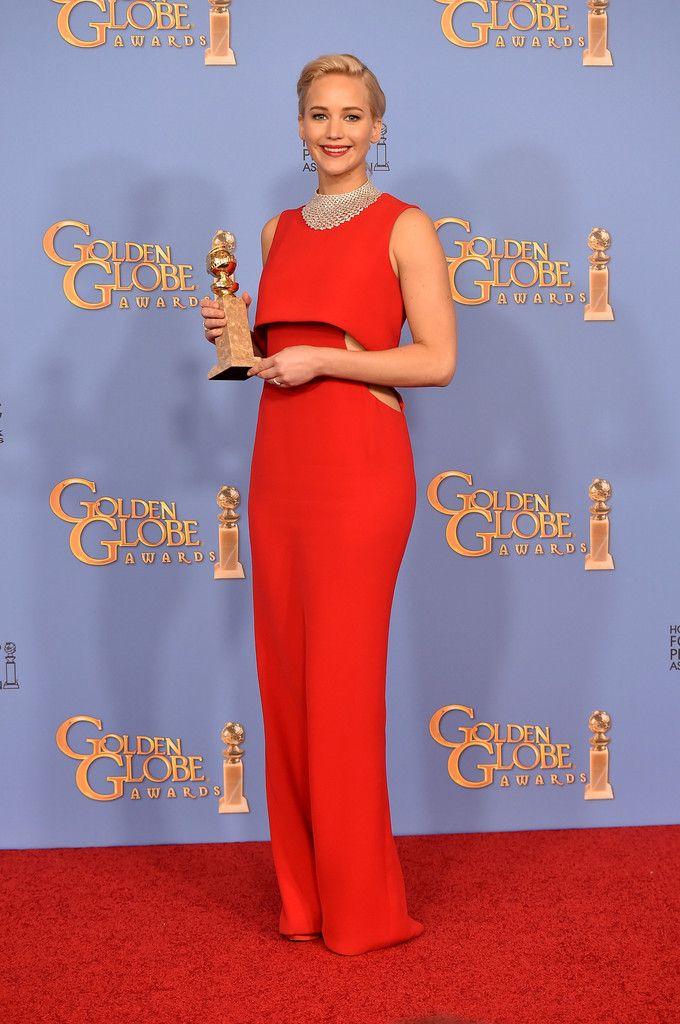 Jennifer Lawrence Photos Photos: 73rd Annual Golden Globe ...
