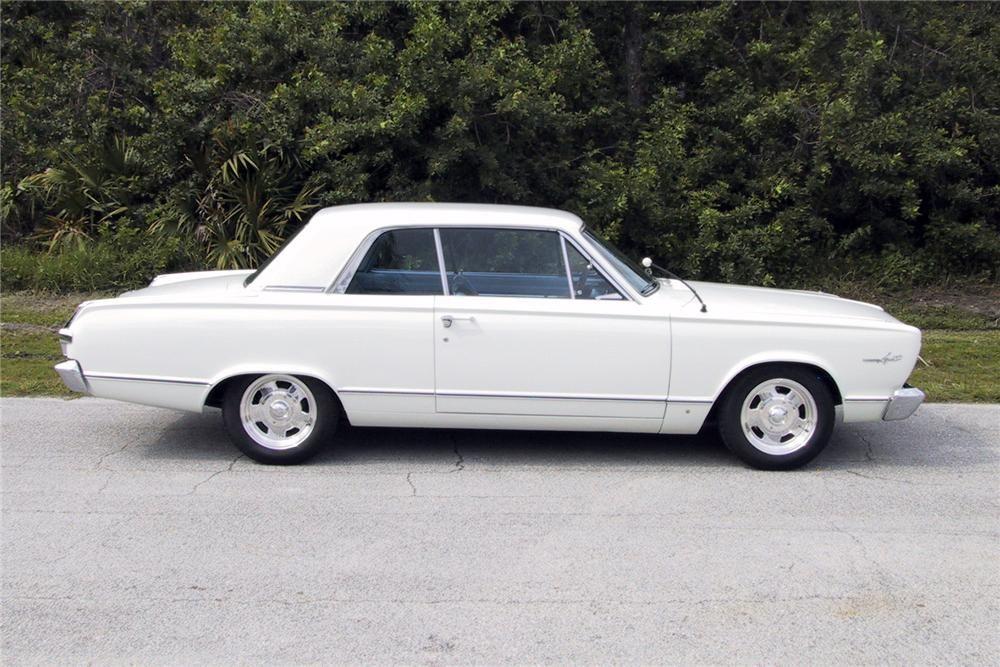 1966 PLYMOUTH VALIANT CUSTOM 2 DOOR HARDTOP | Valiant