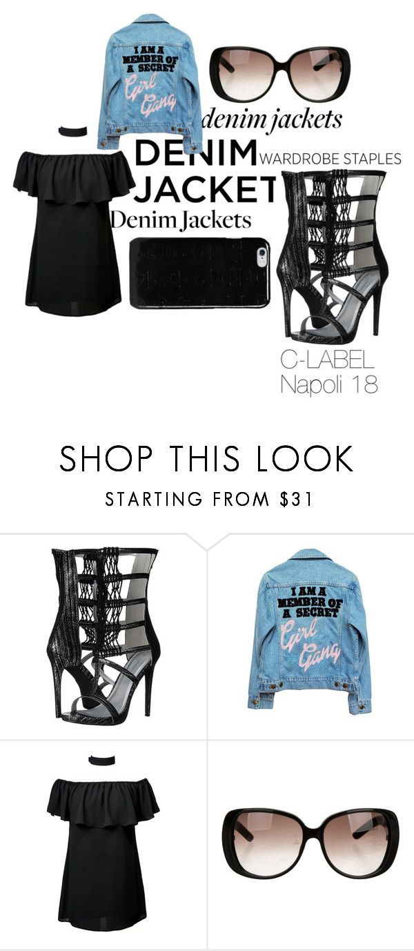 """""""C-LABEL Napoli 18"""" by clabelfootwear on Polyvore featuring C Label, High Heels Suicide, Gucci and Maison Margiela"""