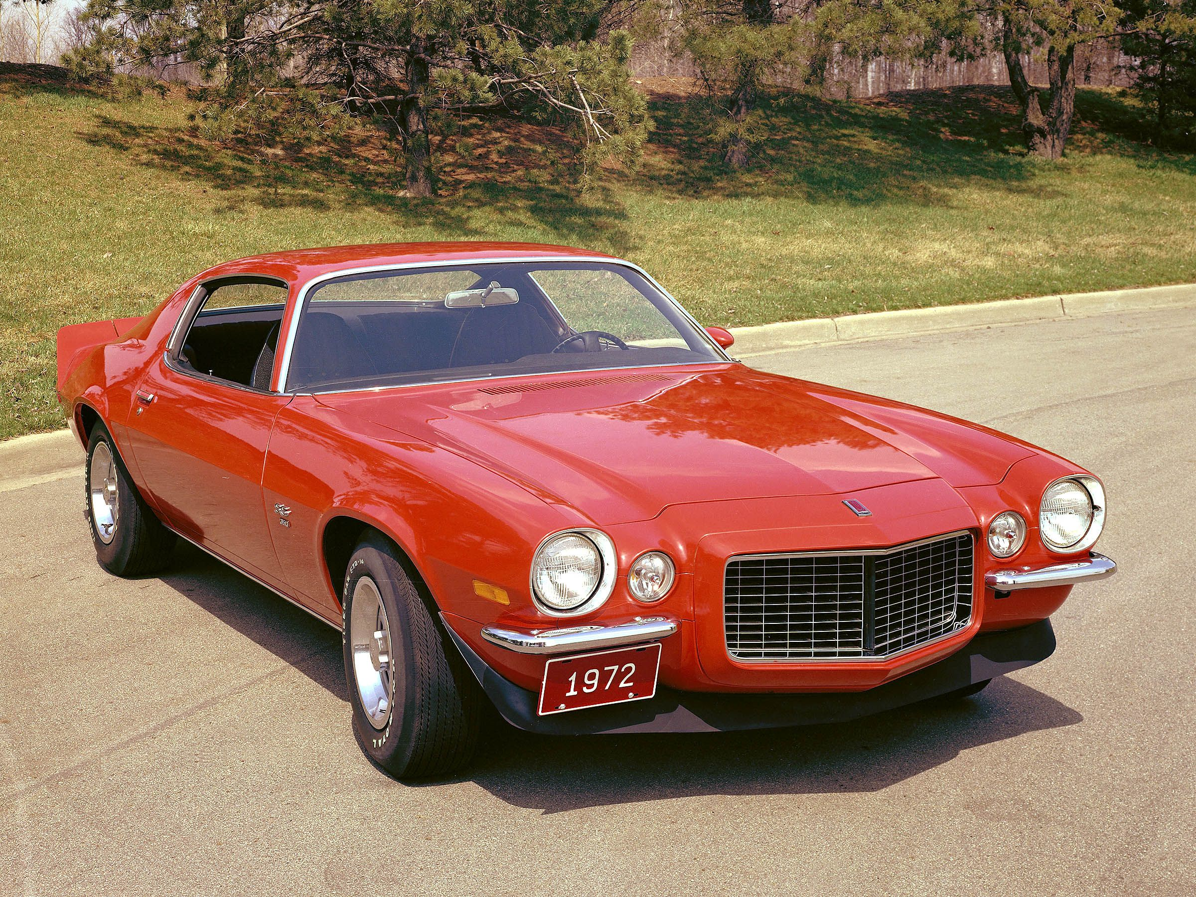 1972 Chevrolet Camaro Z28 Jpg 2400 1800 アメ車 車
