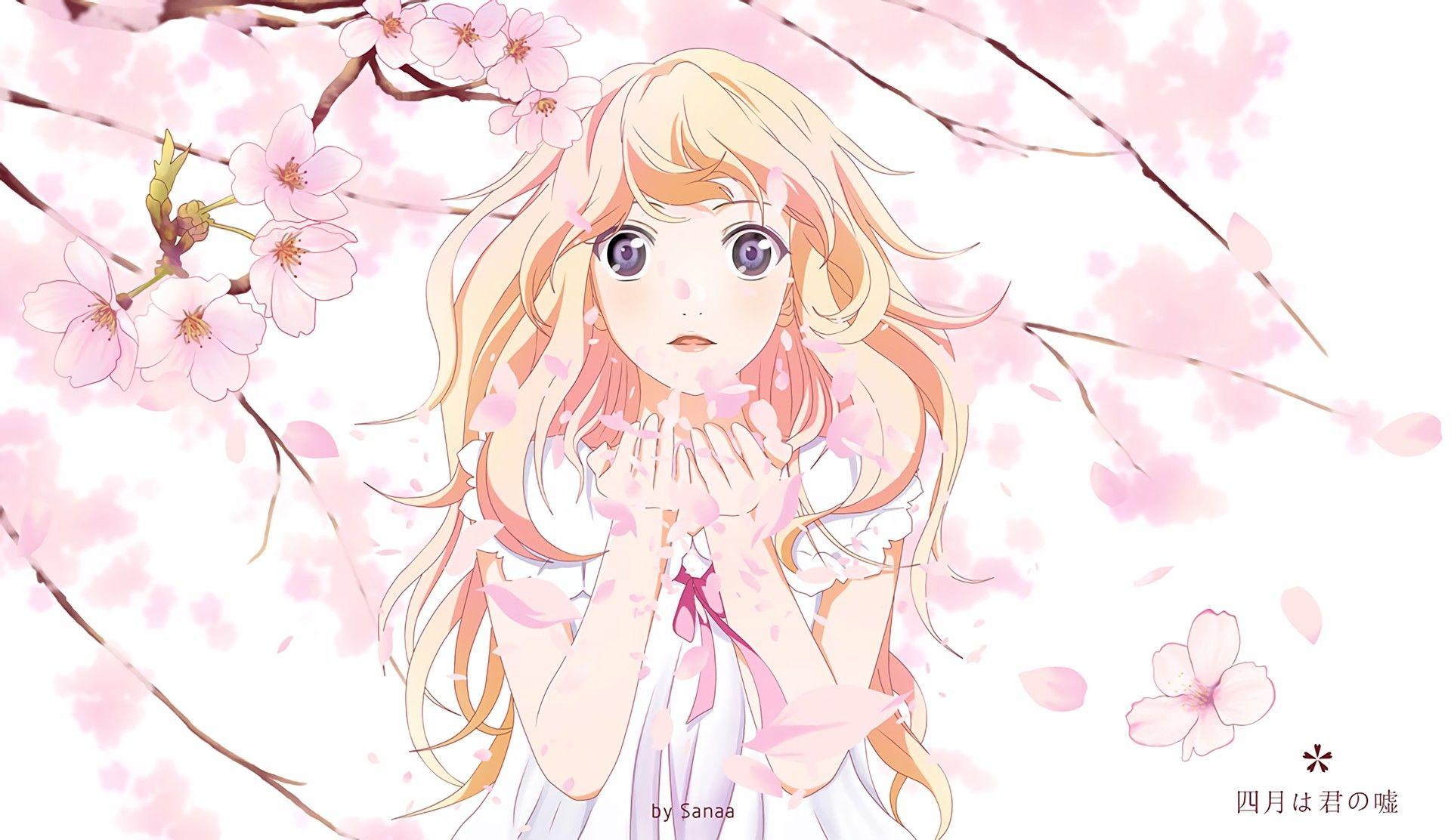 Pin by Near on Your Lie In April Your lie in april