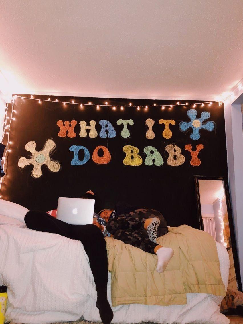Pin On Chalkboard Wall Bedroom