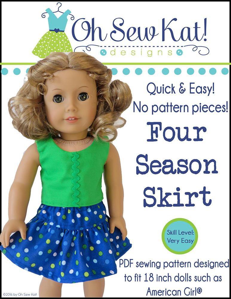 Four Season Skirt | Pinterest | Puppen, Babys und Inspiration