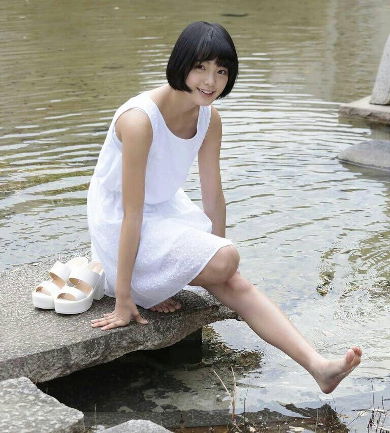 これも篠山紀信が撮影した平手友梨奈