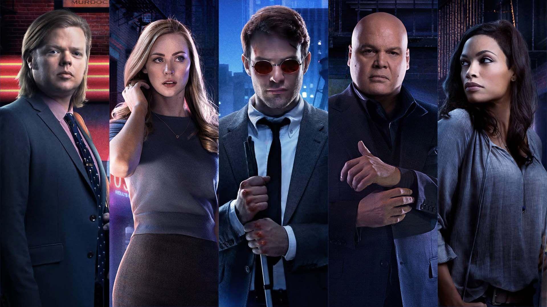Daredevil Netflix Wallpaper Cast Of Season One Daredevil Netflix Daredevil Marvel Daredevil