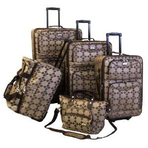 Best Rated 5 Piece Luggage Sets - If you're a family of travelers ...