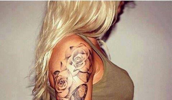Frau arm vorlagen tattoos Tattoo Ideen