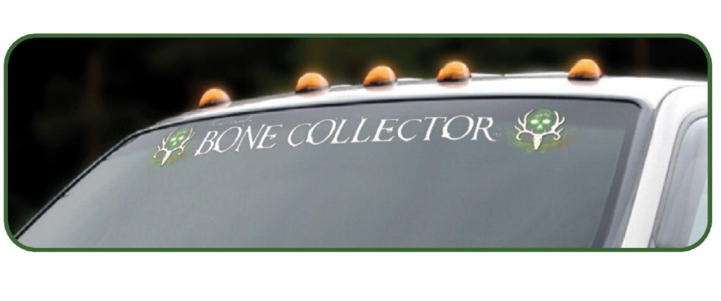 Bone Collector Truck Decal  c3e855904102