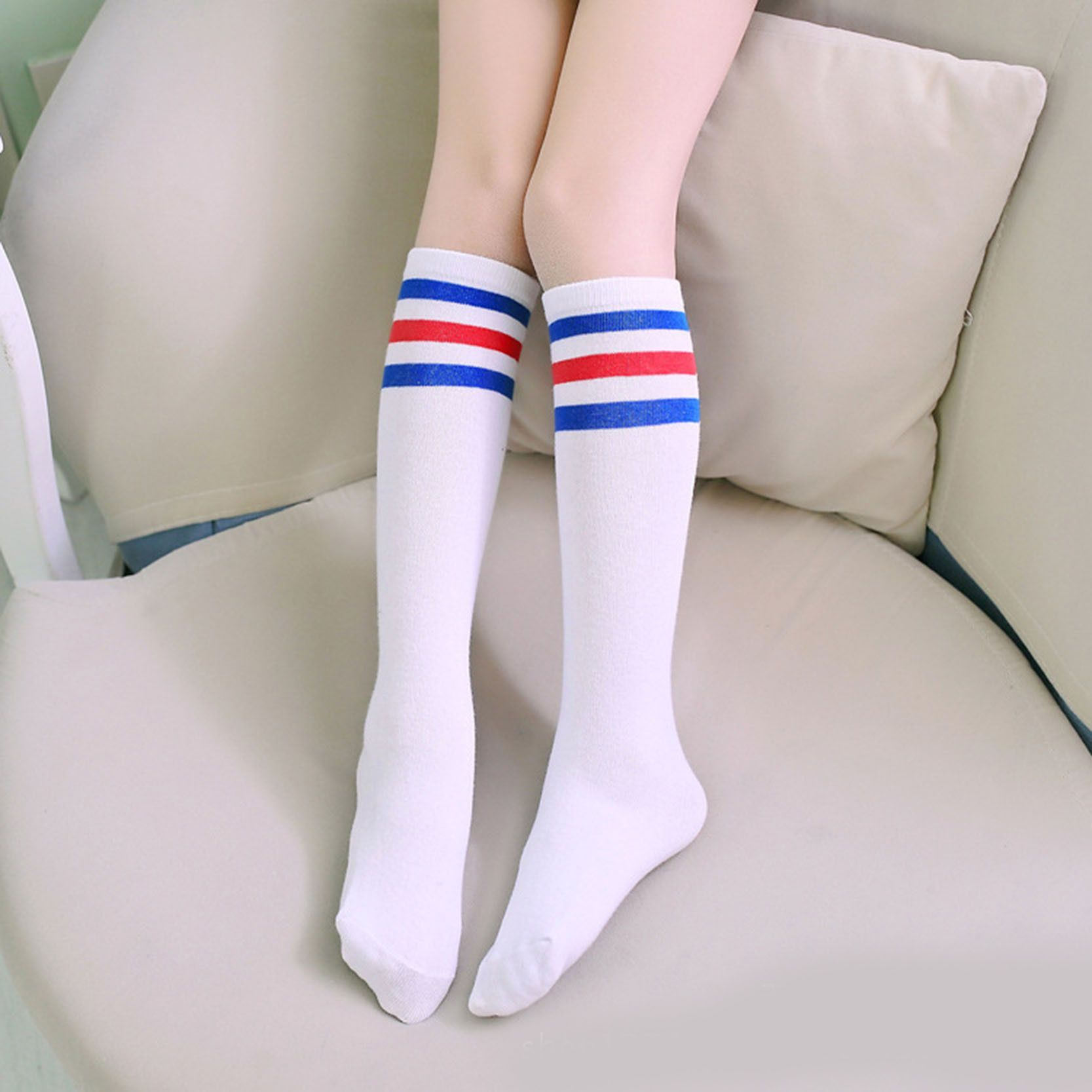 New Arrival Winter Calcetines Girl Child 5 Colors Stockings Cute