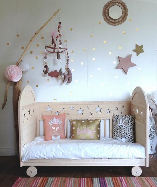 Petit Cotó: Una decoración de lujo | Nursery | Pinterest ...