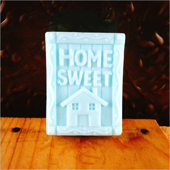 Home Sweet Home Guest Soap