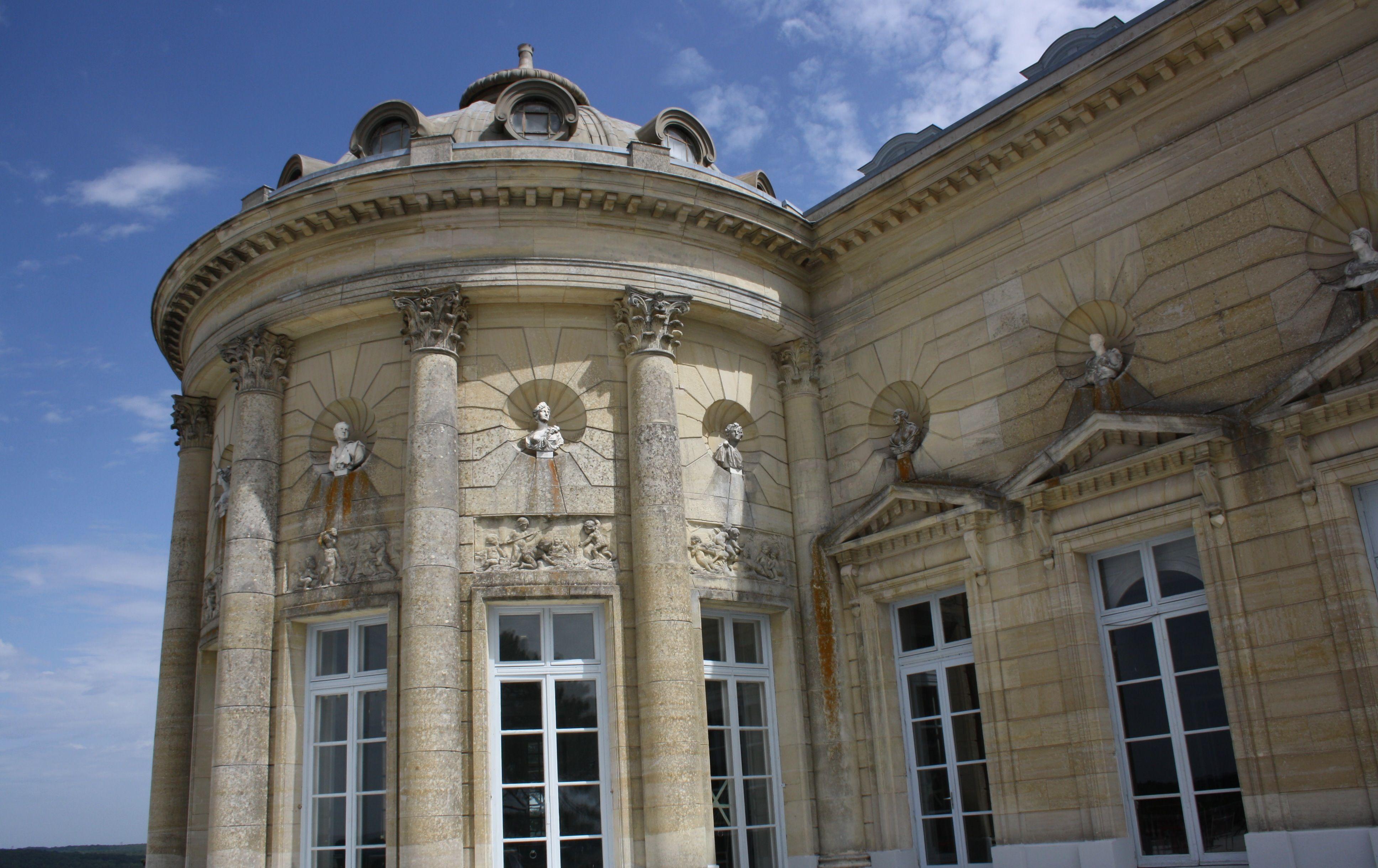 Chateau de rochefort en yvelines a r c h i t e c t u r e for Chateau des yvelines