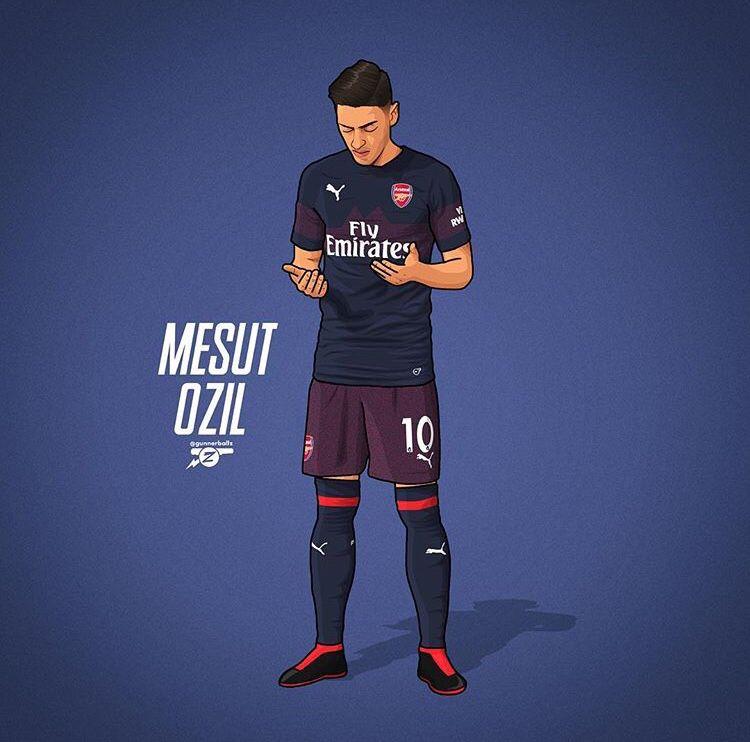 Pin Oleh Ven Sneakerhead Di Arsenal Illustration Sepak Bola Olahraga