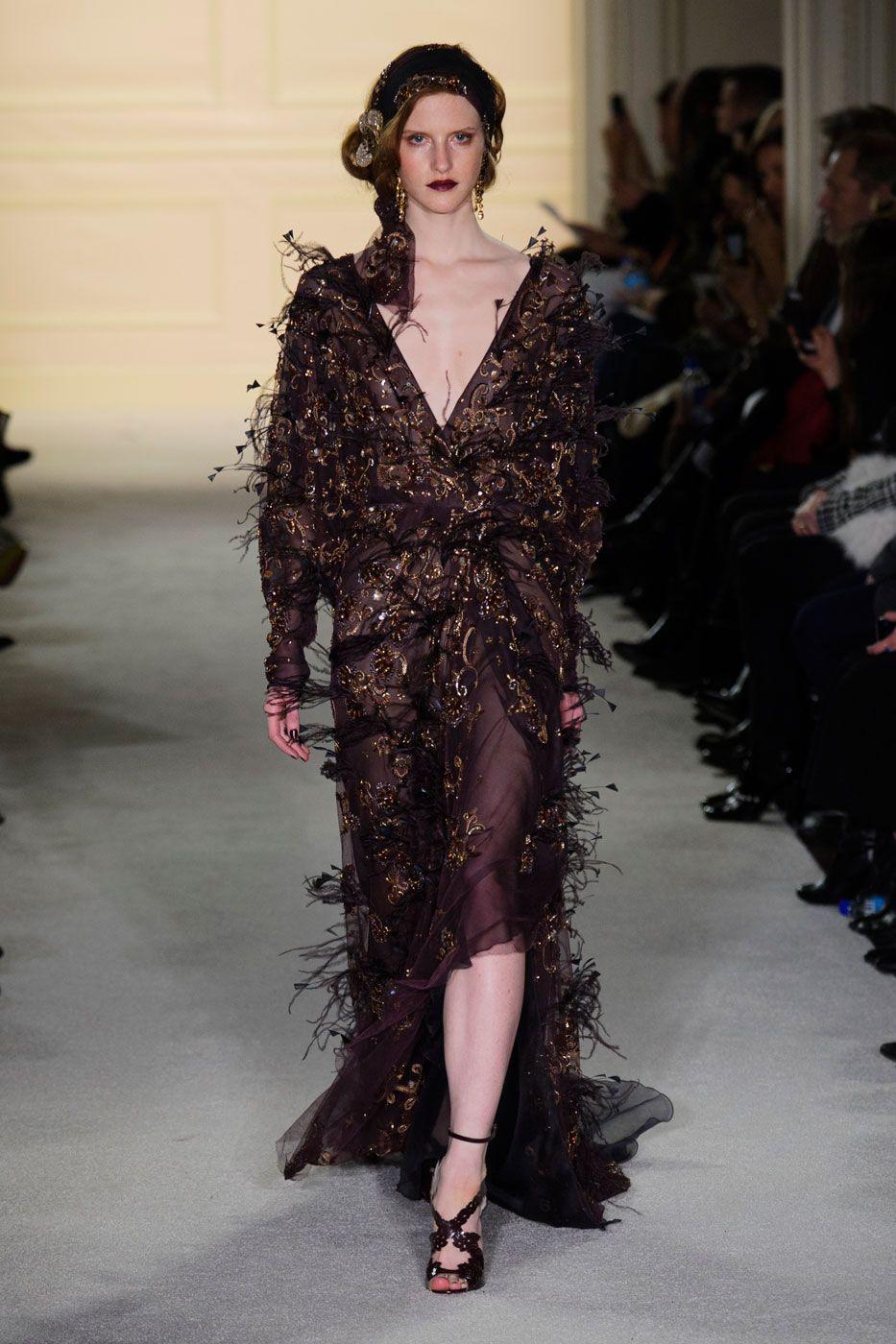 Marchesa   Nova York   Inverno 2016 - Vogue   Desfiles