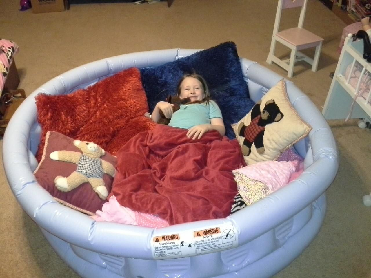 What To Do With An Inflatable Pool After Summer S Over