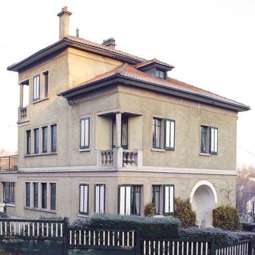 Maison de style Art déco, Le Pecq