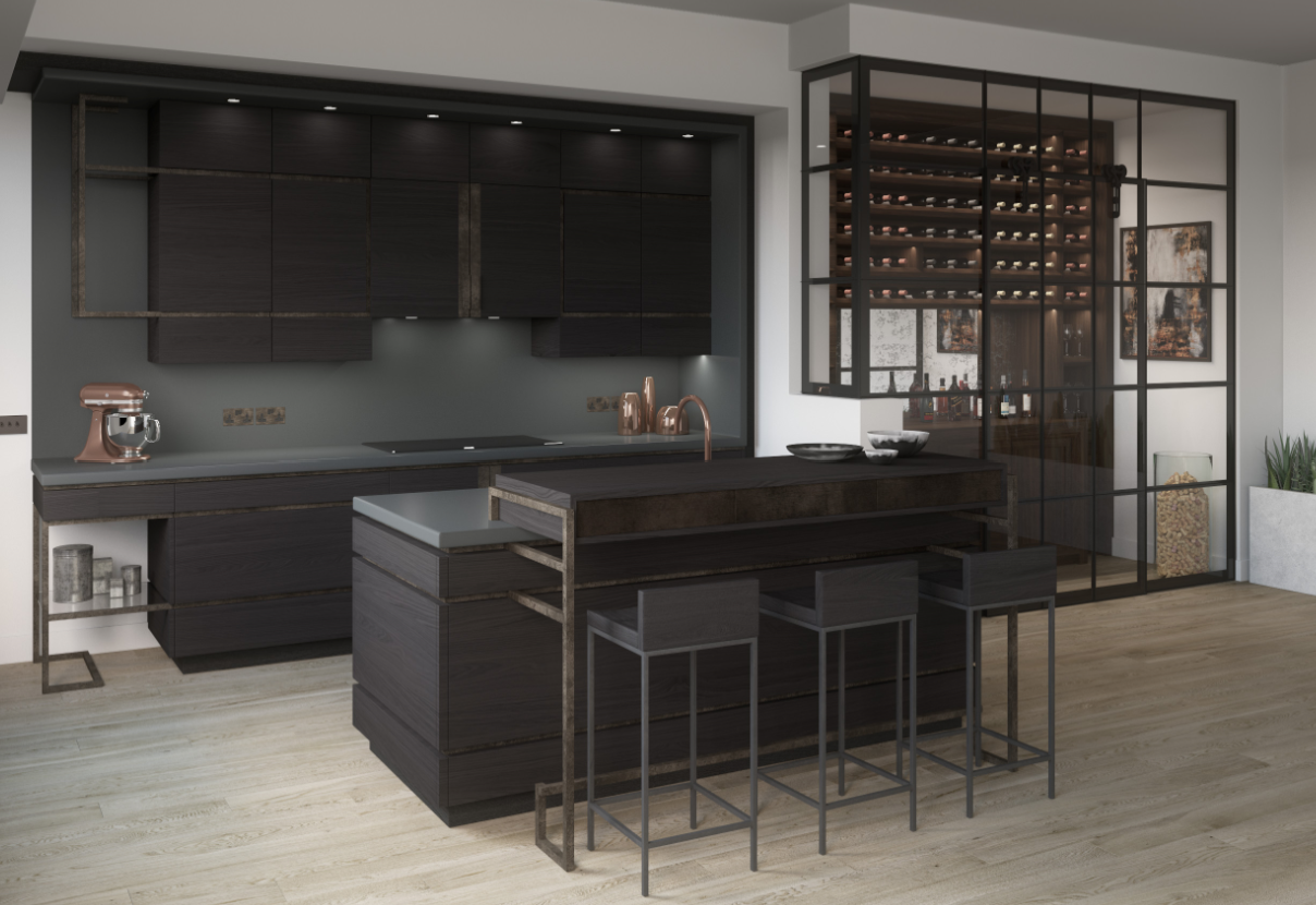 Bespoke kitchen company Mc Carron and Co