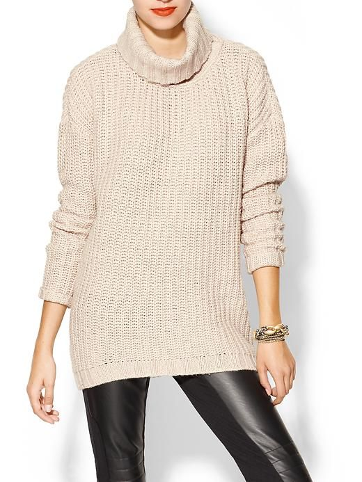 Oversized Sweater ... Fall perfection