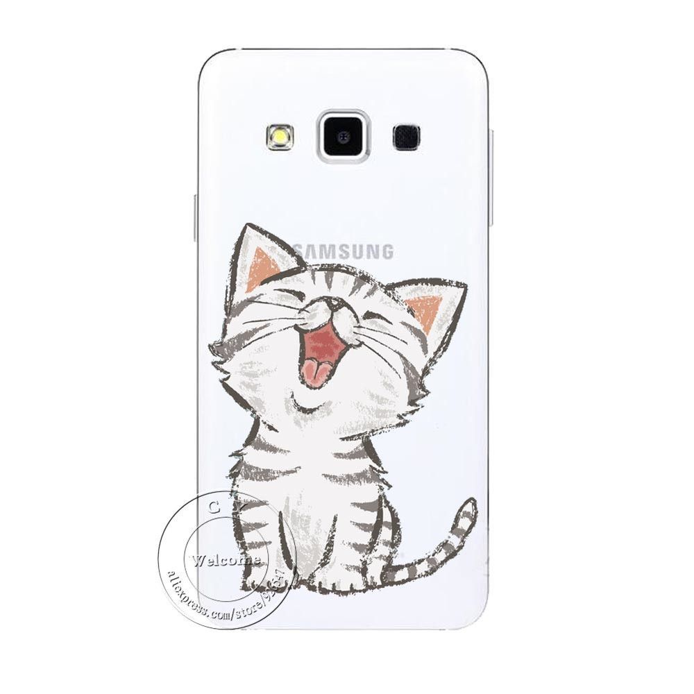 Minions Cat Mickey & Minnie Kiss Hard Case Cover For