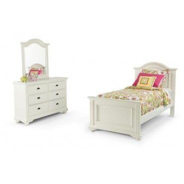 Brook Youth 6 Piece Twin Bedroom Set Childrens Bedroom Furniture Kids Bedroom Furniture Sets Cheap Bedroom Sets