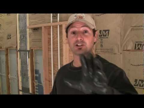 Wall Insulation How To Insulate Around Electrical Wires