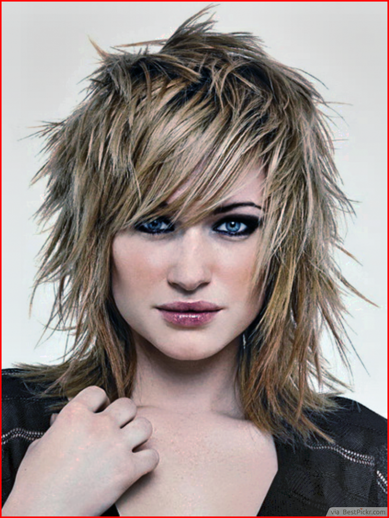 16+ Medium punk rock hairstyles inspirations