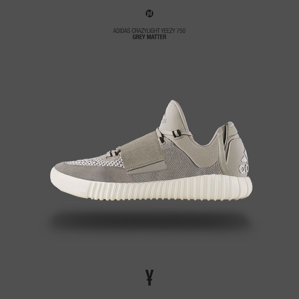 Yeezy Inspired adidas Basketball Shoes? Sign Us Up