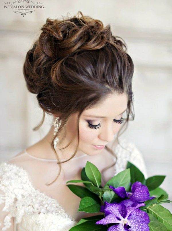 40 Perfect Wedding Hairstyles For 2016 And